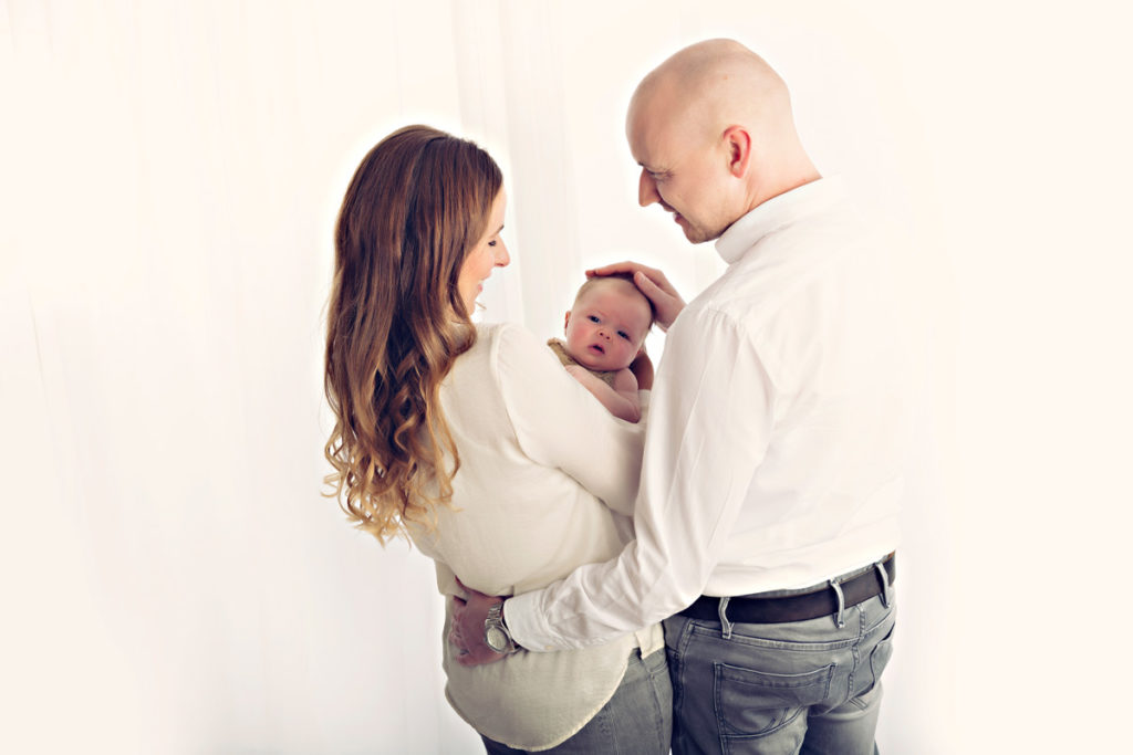Babyfotografie Muenchen