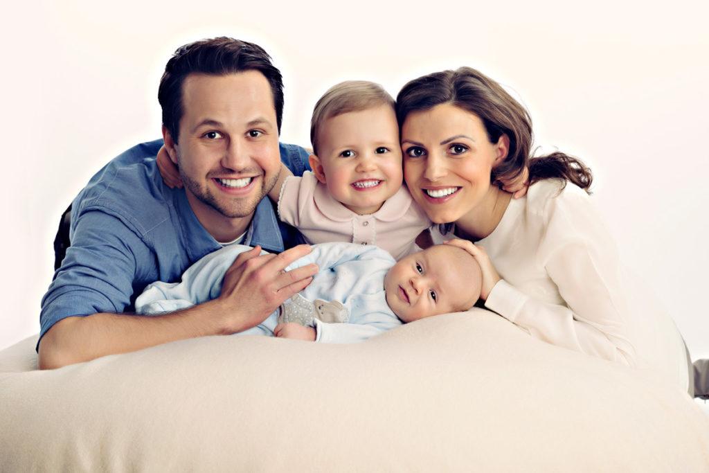 Fotograf Familien