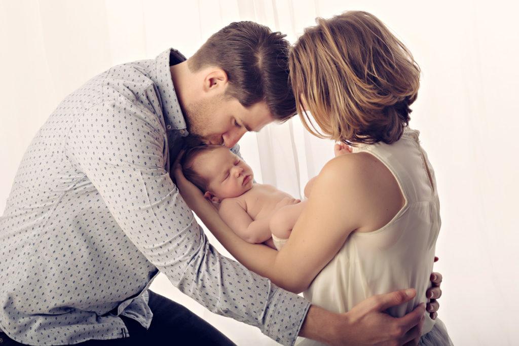 Ideen fuer ein Babyfotoshooting