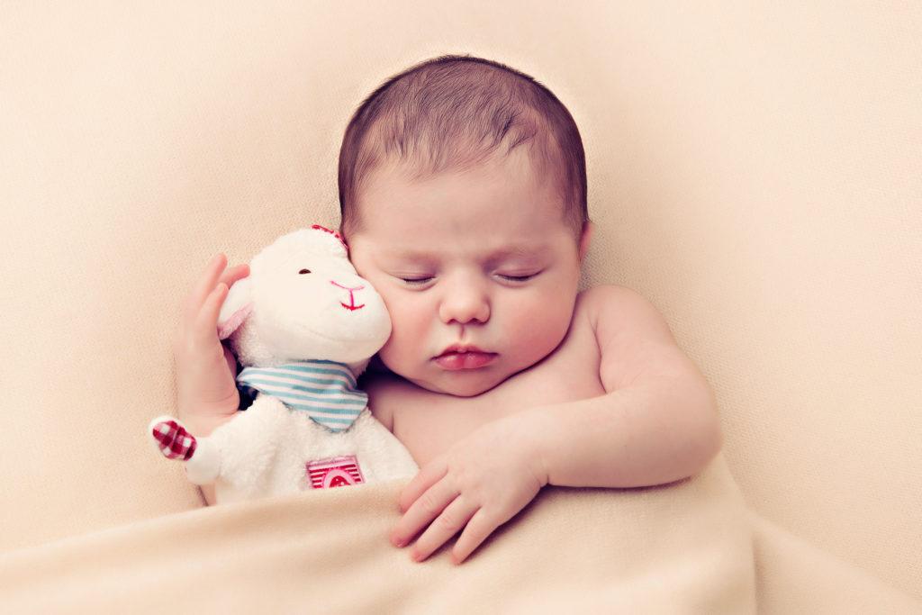 Neugeborenen Shooting Gutschein