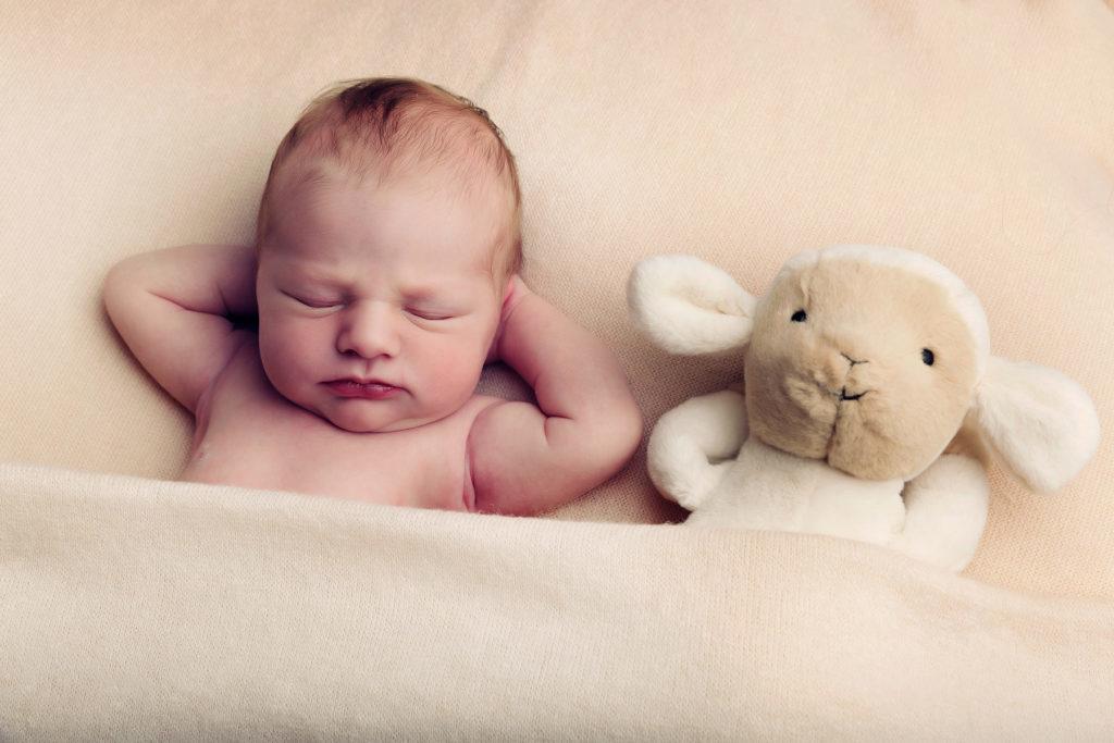 Neugeborenen Shooting Muenchen