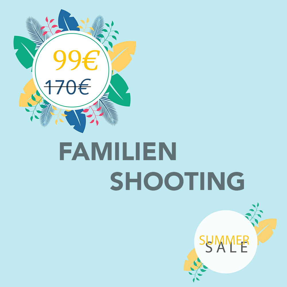 Familien Fotoshooting wie kostet