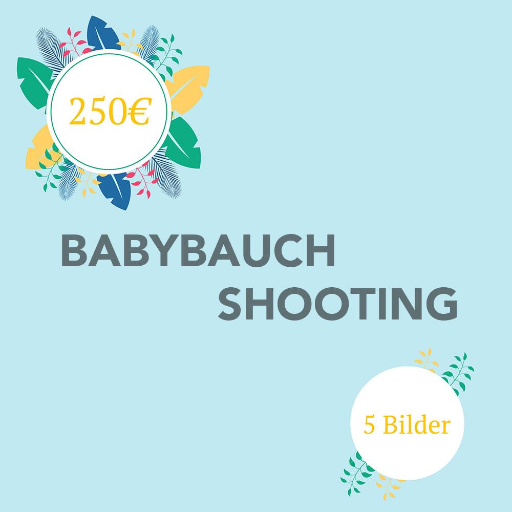 Babybauch Fotoshooting_5Bilder