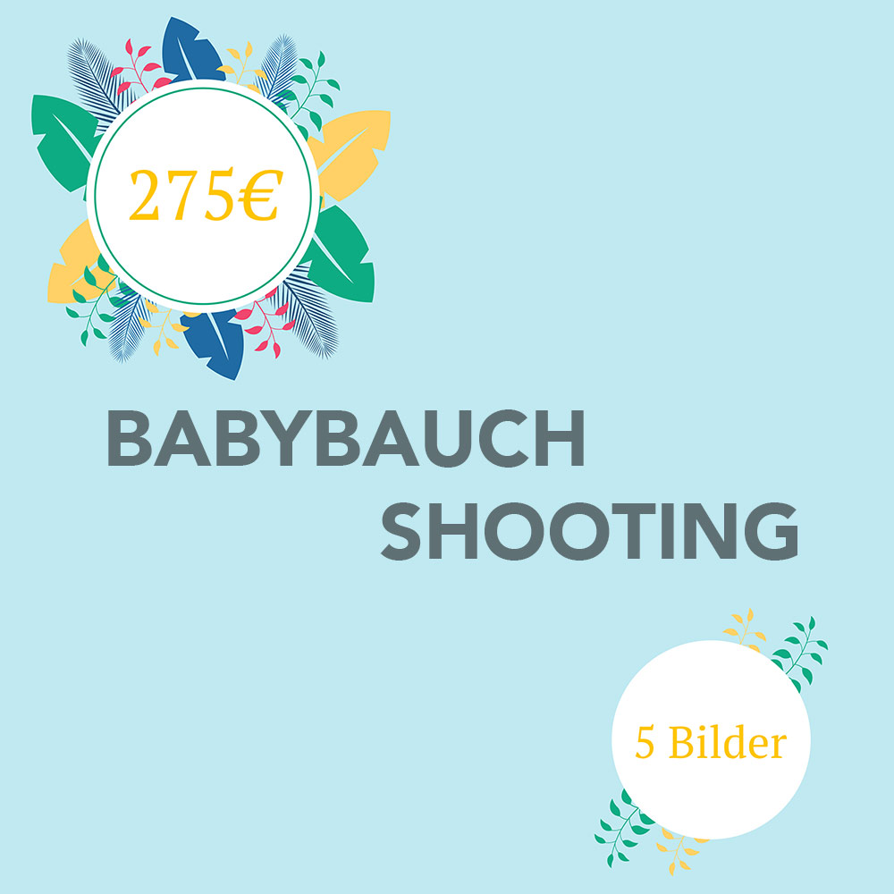 Babybauch Shooting Muenchen_5Bilder