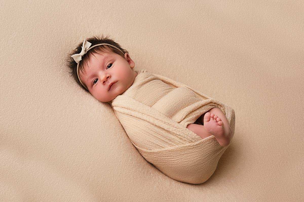 Neugeborene Fotoshooting Muenchen