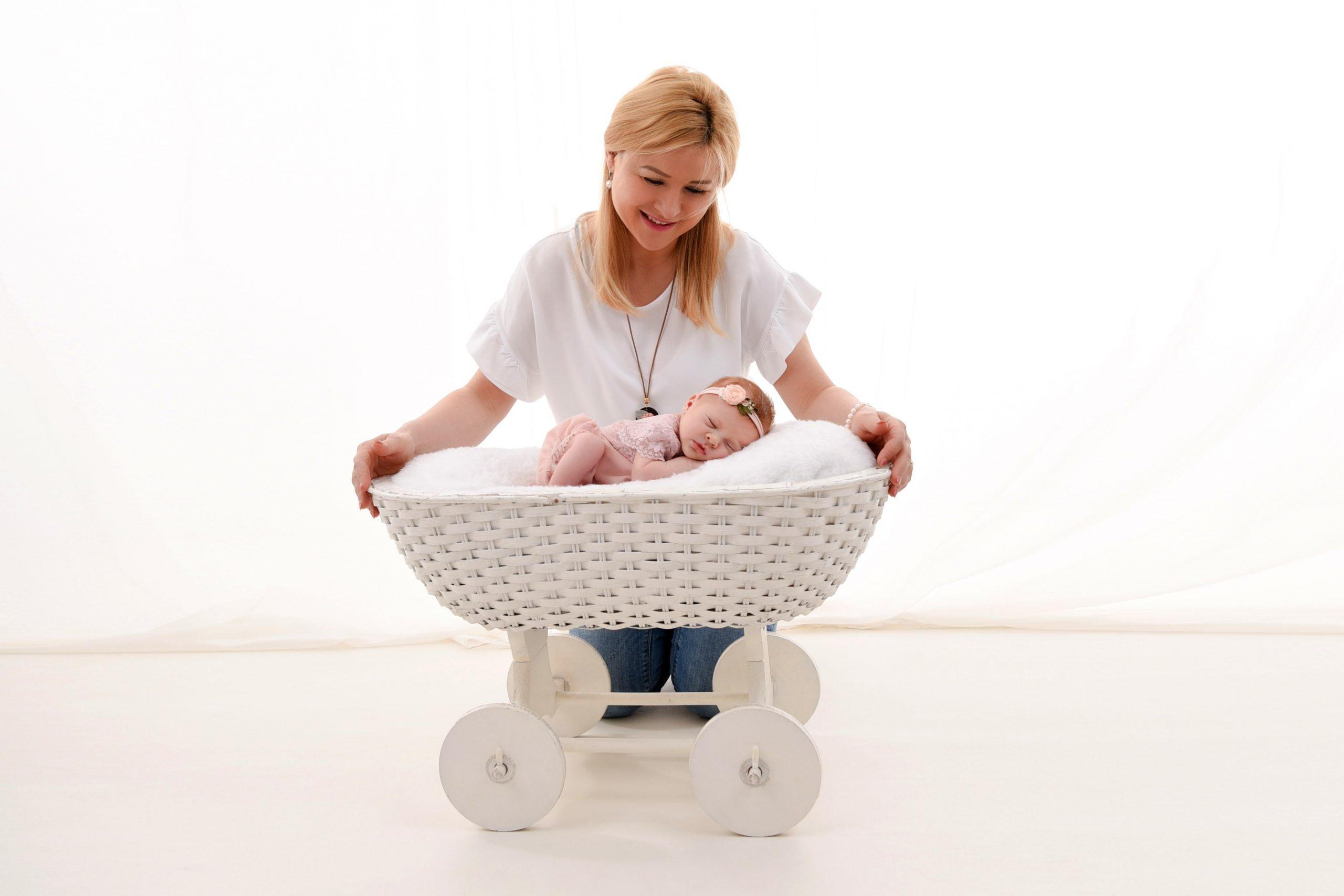 neugeborenen-mit-Mutter